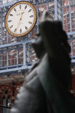 Pancras statue