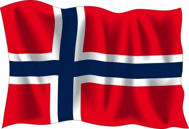 Nerwegian flag
