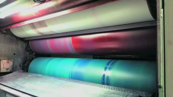 rotační tisk