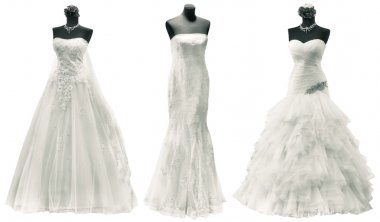 Wedding Dresses Cutout