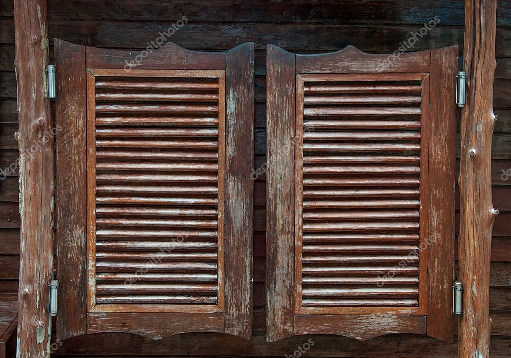 viejo oeste puerta vaivén de salón — Foto de stock © cbenjasuwan ...
