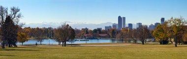 Denver Colorado - City Park in Fall