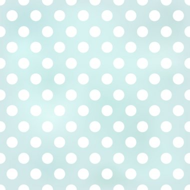Seamless polka dots background