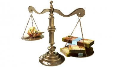 Inequality Scales Of Justice Income Gap South Africa