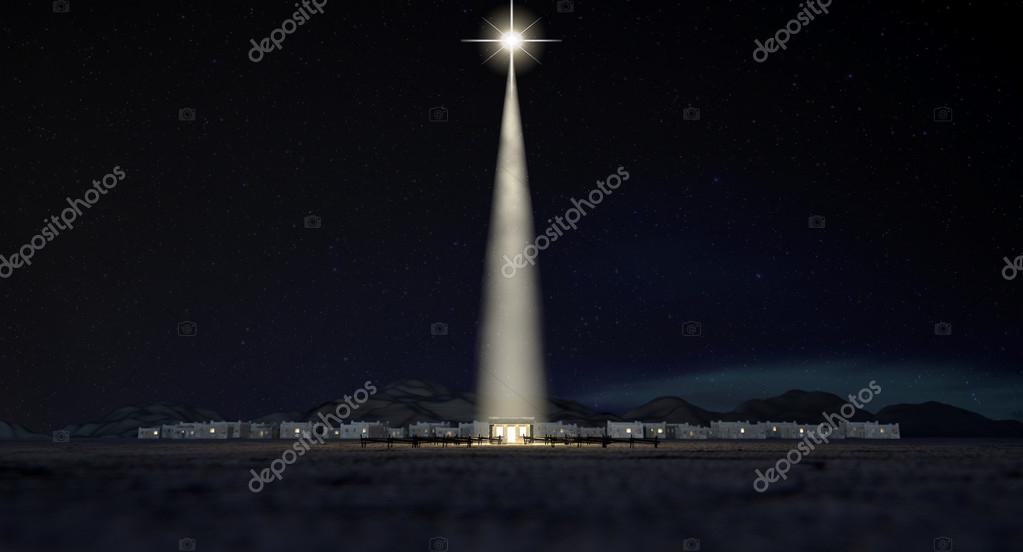 Weihnachten in Bethlehem stabil — Stockfoto © albund #49989445