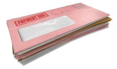 Debt Envelope Stack
