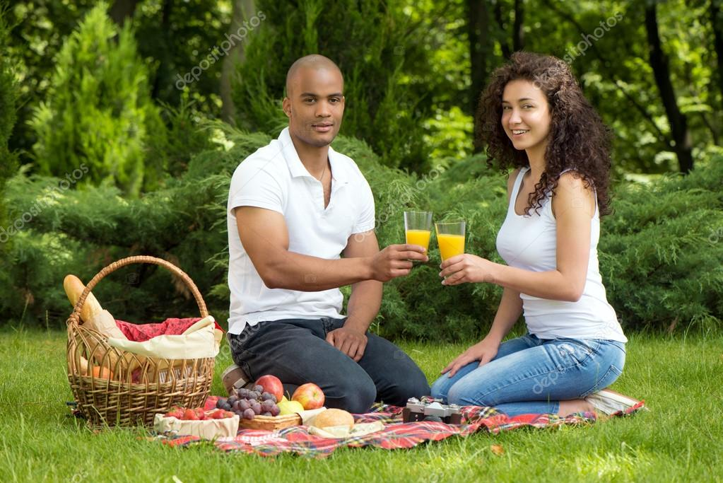 picknick zu zweit