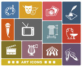 Fotografie Art icons