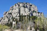 montagna montserrat, Spagna