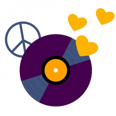 Vinyl hippie
