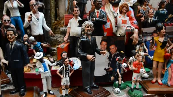 Puppets of celebrities