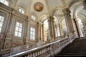 Innenraum des Palast von caserta