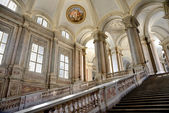 Interior of caserta palace