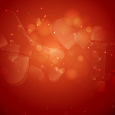 Valentine's day or Wedding background. Vector illustration. Eps 10. clip art vector