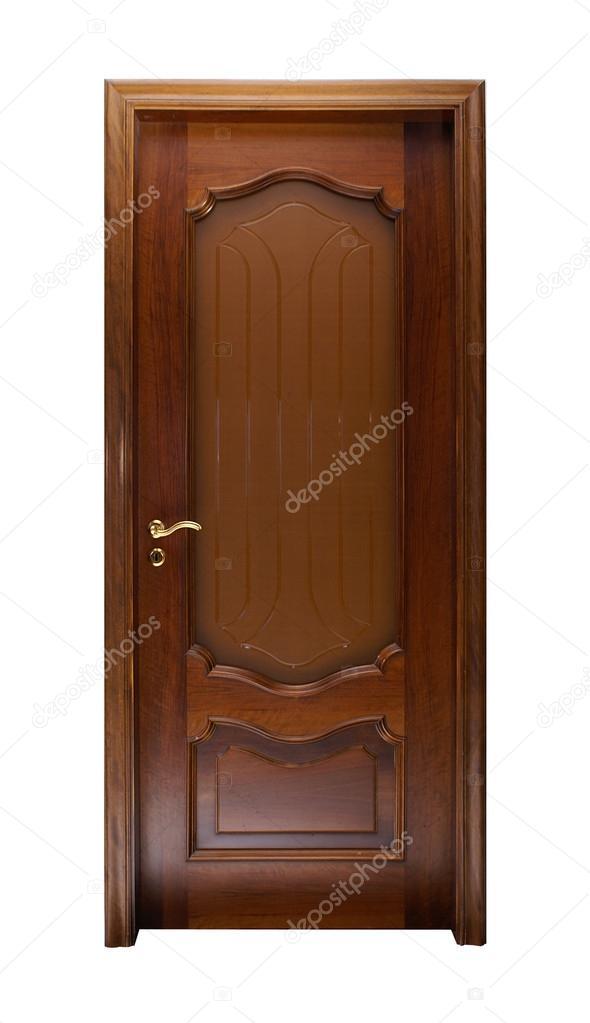 Old Fashioned Door U2014 Stock Photo