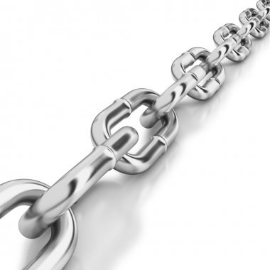 Medium chrome chain