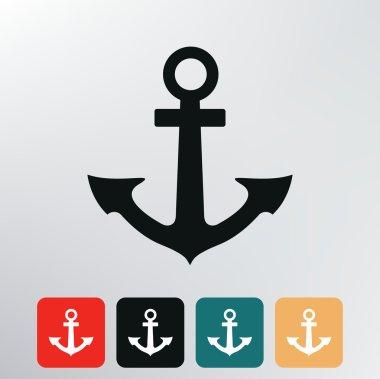 anchor icon.