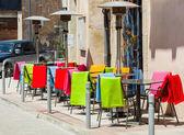 Pouliční kavárny