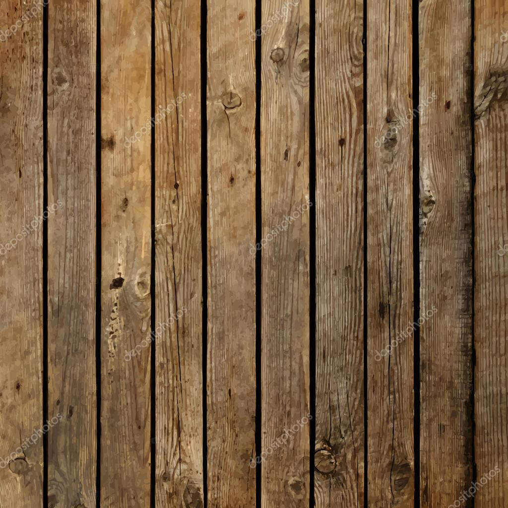 Dark wood board vector background