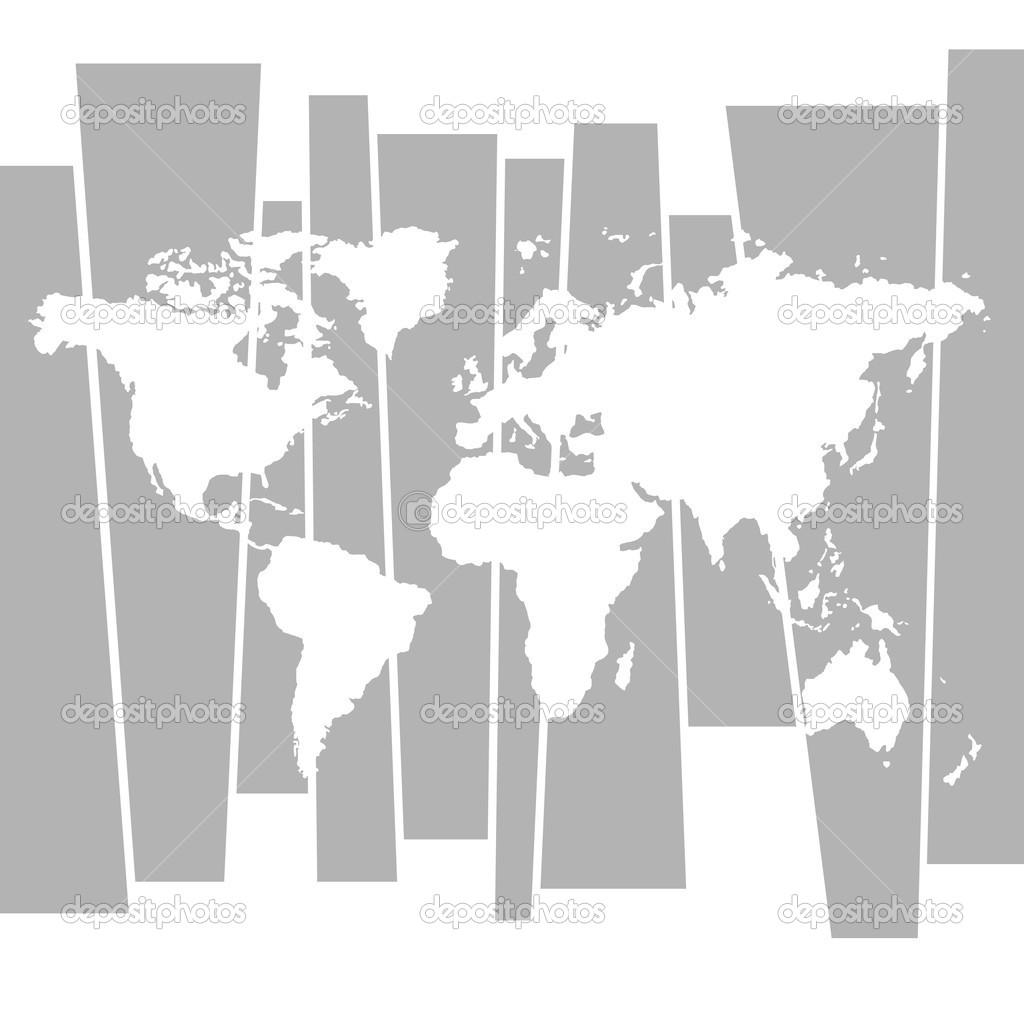 Vector world map graphic concept background stock vector vector world map graphic concept background stock vector gumiabroncs Choice Image