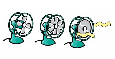 Fan Blowing