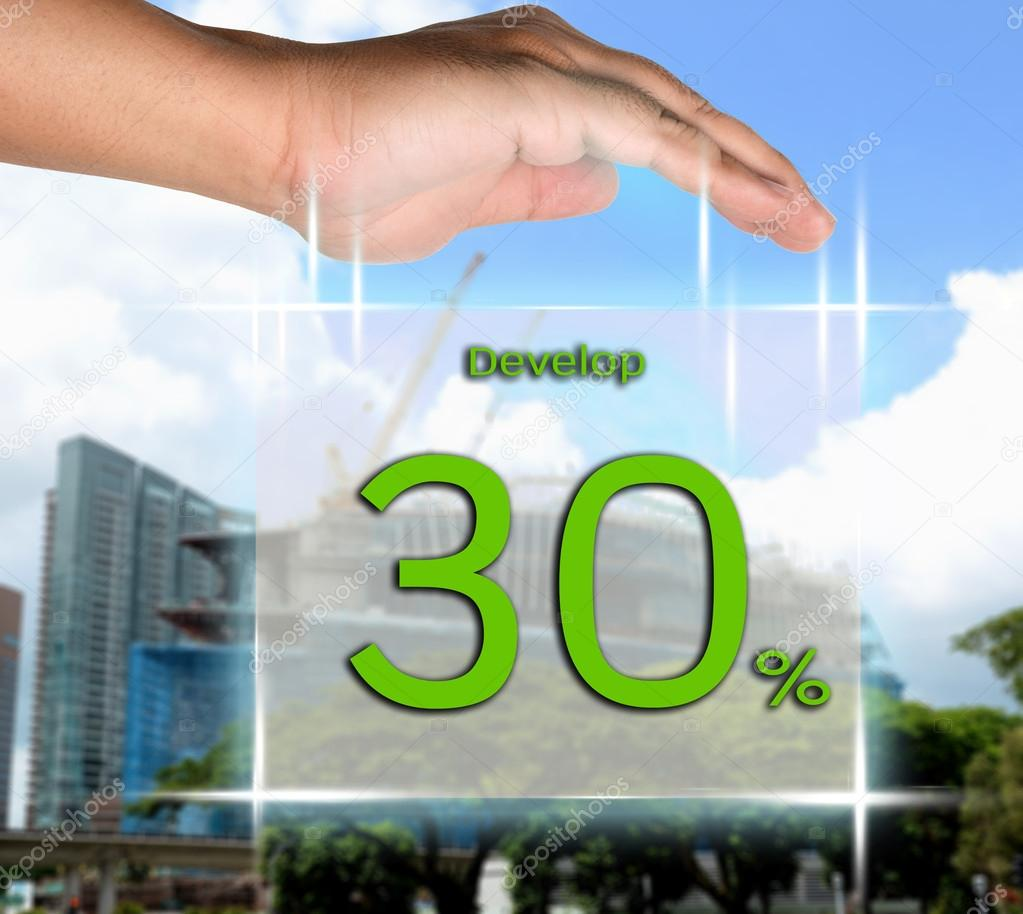 davalop 30 percent