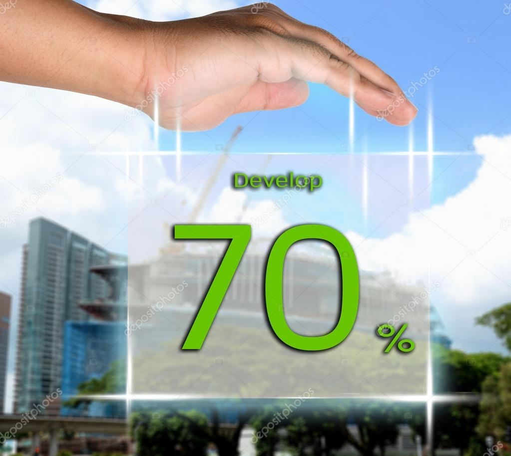davalop 70 percent