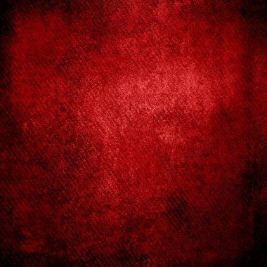 Abstract red background or paper with grunge texture