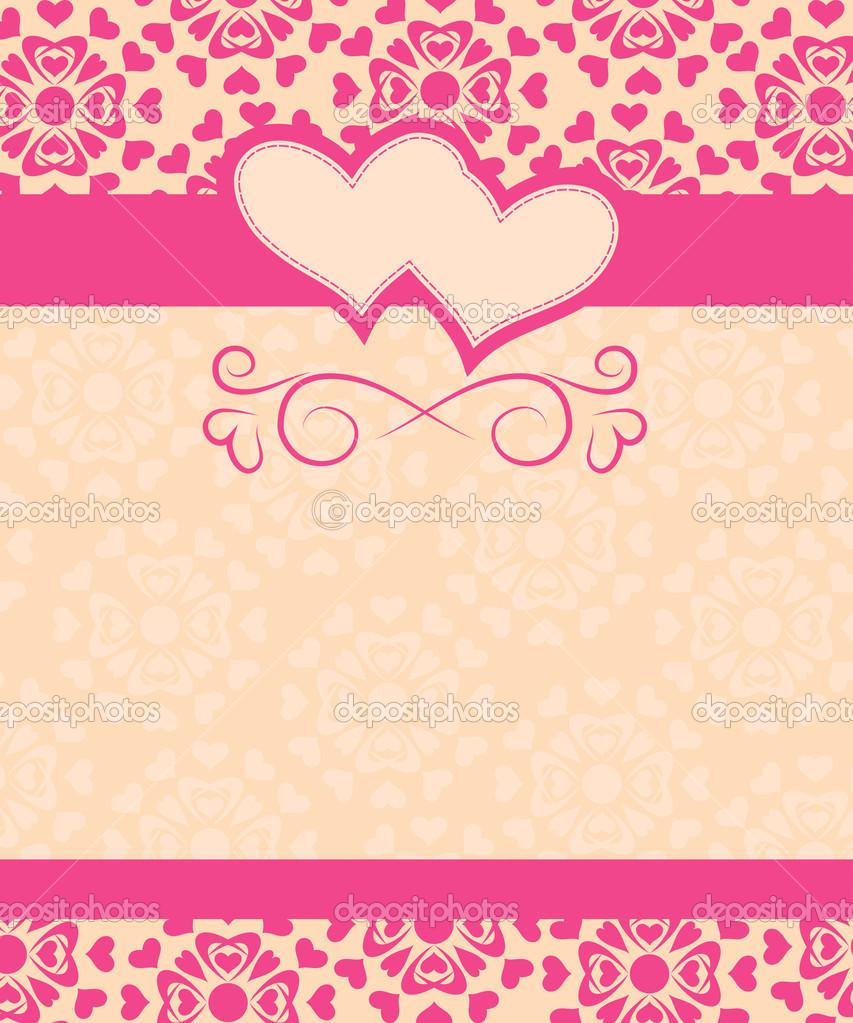 gratulationskort bröllopsdag gratulationskort lycklig alla hjärtans dag och bröllopsdag — Stock  gratulationskort bröllopsdag