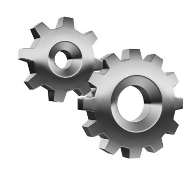 3d gears - options properties icon