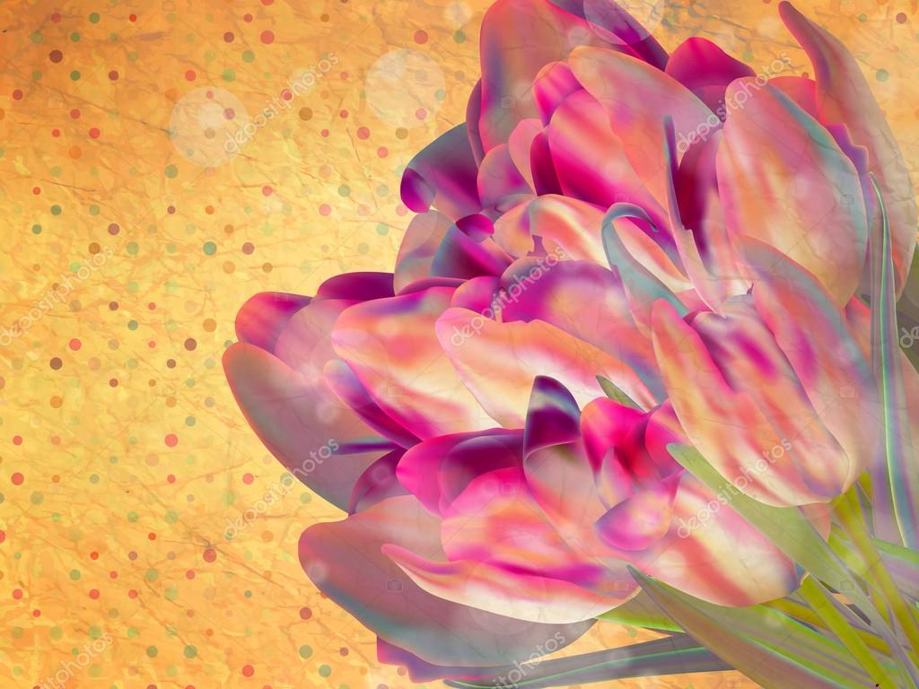 Vintage floral frame background. EPS 10