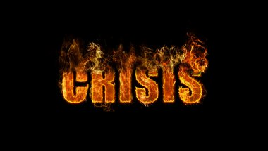 yanan kelime kriz
