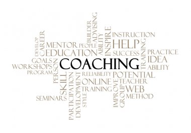 Coaching concept related words