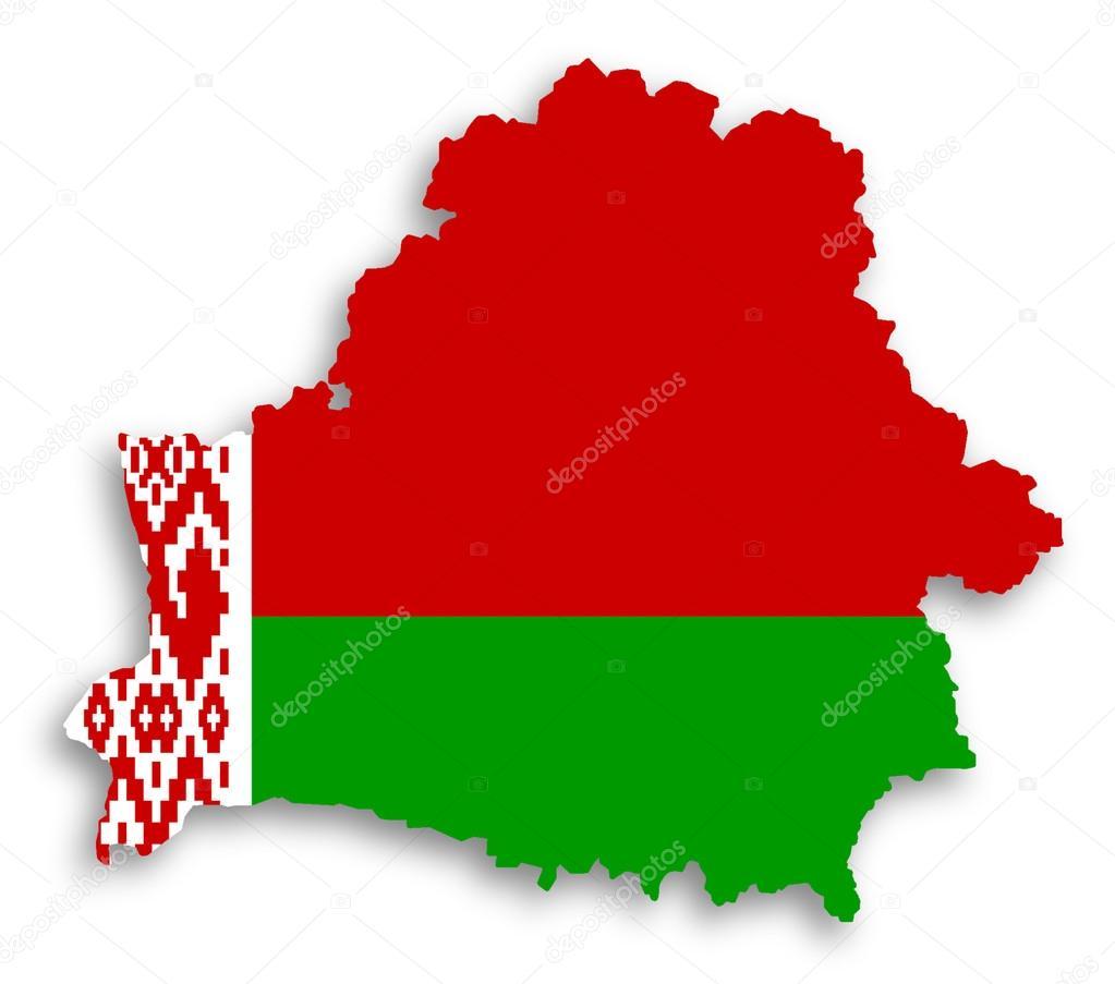 поросят карта беларуси с изображением символа области фото основном белые, некоторых