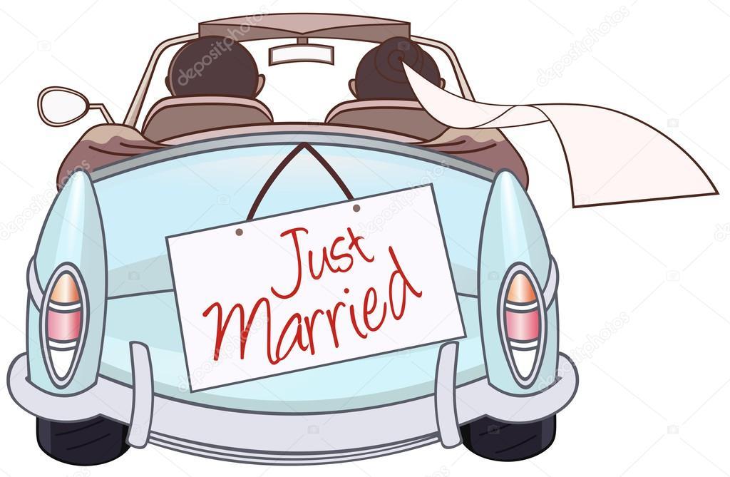 just married — stock vector © yyordanov 28456937