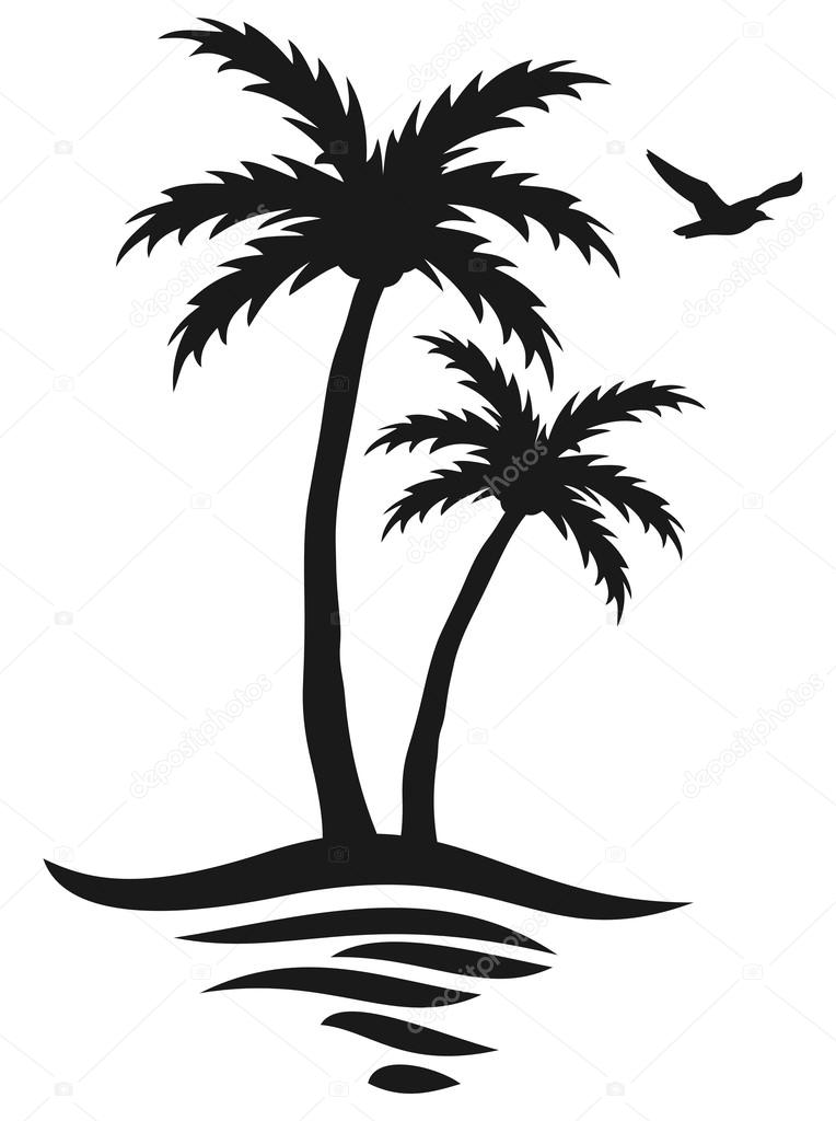 palm tree stock vector yyordanov 28908091 rh depositphotos com palm tree vector clip art palm tree vector clip art
