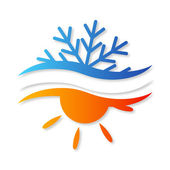 Fotografie klimatizace design pro vektor