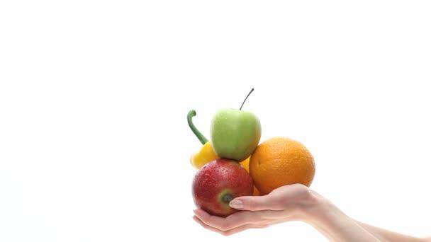 Zdravý stravovací koncept