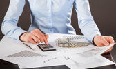 Fotografie podnikání účetní