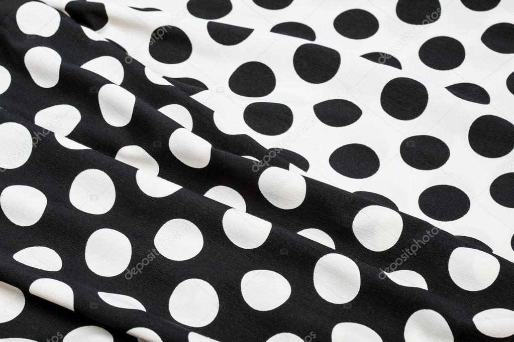b18c775a944e λεπτό μαύρο και άσπρο μεταξωτό ύφασμα — Φωτογραφία Αρχείου ...
