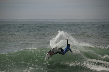 Jordy Smith layback snap