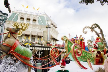 Disney Christmas Parade