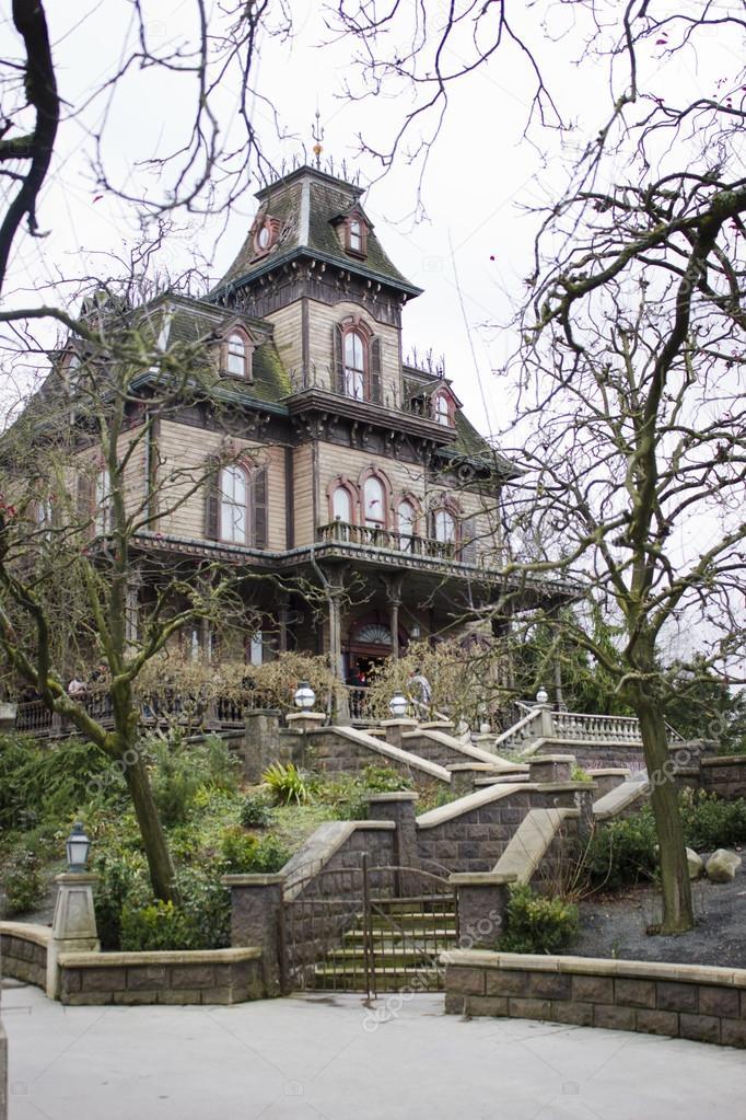 Casa della famiglia adams foto editoriale stock - Immagini della casa ...