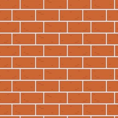 Seamless texture of a brick wall