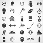 Fotografie Sport icons