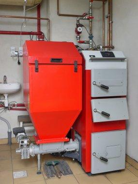 House boiler room