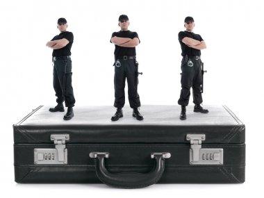 Triple security