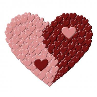 Ying-Yang Heart