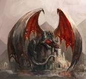 Fotografia Castello del drago