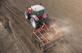 Příprava zemědělské půdy